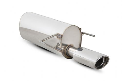 Vauxhall Astra MK5 Hatch/Sporthatch  Rear silencer  - SVXB045